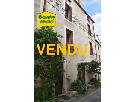 vente maison IS SUR TILLE 109000 €