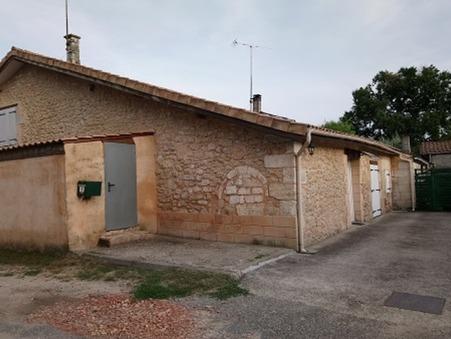 vente maison VILLEGOUGE 160m2 174900€