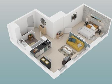 vente appartement FRANCHEVILLE 40.92m2 208000€