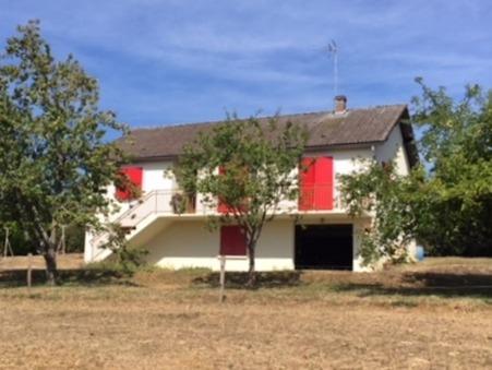vente maison LANTY 116500 €