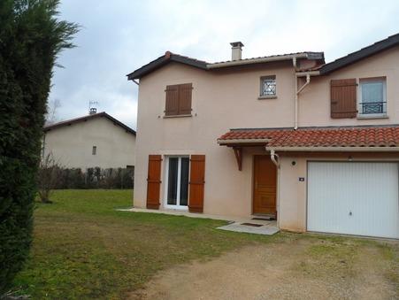 location maison Belleville 100m2 895€
