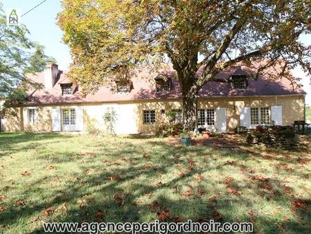 vente maison STE ALVERE 212m2 371000€