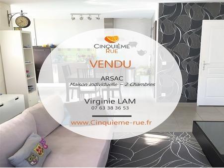 Maison sur Arsac ; 210000 € ; Vente Réf. 225