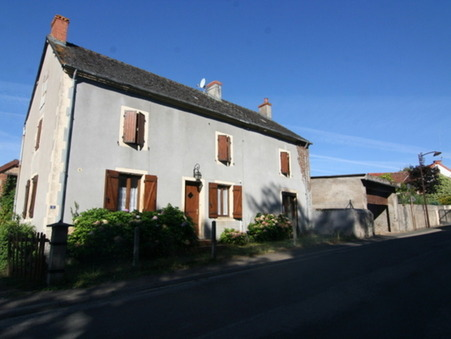 vente maison GRURY 150m2 80000€