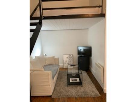 location appartement LYON 6EME ARRONDISSEMENT 20m2 565€