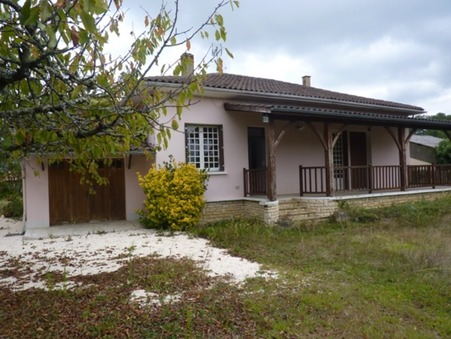 vente maison COURSAC 100m2 155150€