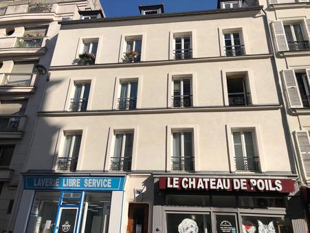 Appartement sur Paris 14eme Arrondissement ; 120000 €  ; A vendre Réf. 3799_bis