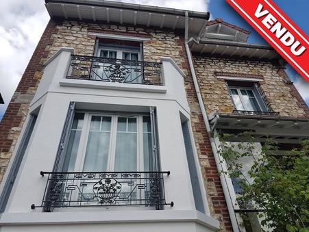Vente Maison ENGHIEN LES BAINS Réf. 3732_bis - Slide 1