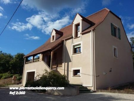 vente maison ST MARTIN LABOUVAL 127m2 294000€