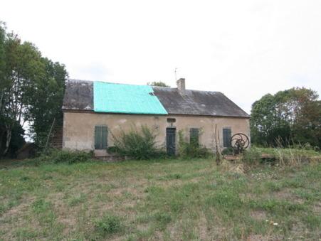 vente maison GRURY 120m2 44500€