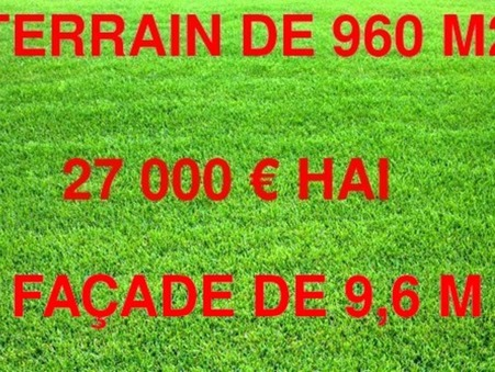 Vente Terrain BOURG ET COMIN Réf. 8636 - Slide 1