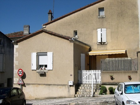 vente maison CHAMPNIERS 80m2 119700€
