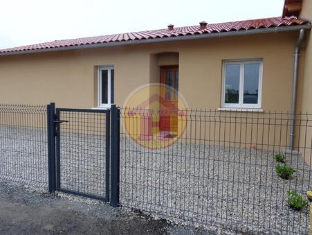location maison BRIGUEUIL 80m2 590€