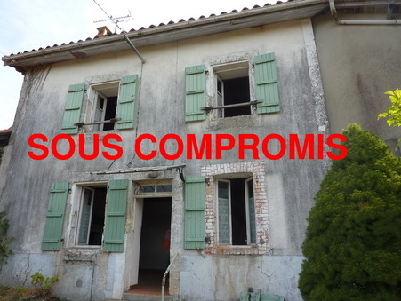 Vente Maison Chasseneuil sur bonnieure Réf. 1495-18 - Slide 1