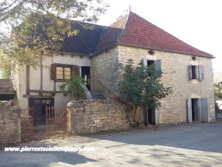 vente maison ORNIAC 175m2 131250€