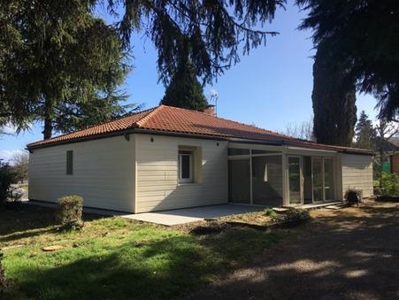 vente maison MARSAC SUR L ISLE 110m2 162640€