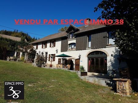 Maison 385000 €  sur Saint-Martin-de-la-Cluze (38650) - Réf. ds1647