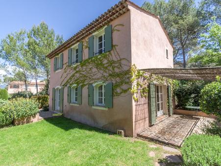 Vente maison LA MOTTE 110 m²  630 000  €