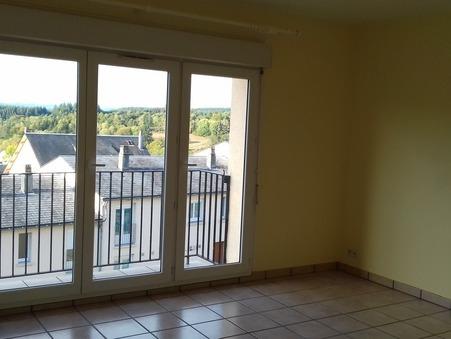 location appartement LA COURTINE 82m2 525€