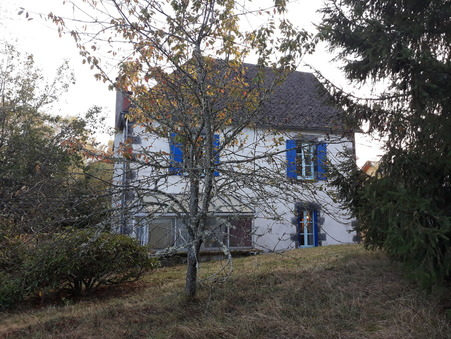 vente maison EYGURANDE 115m2 86000€