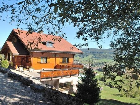 vente maison FONCINE LE HAUT 478000 €