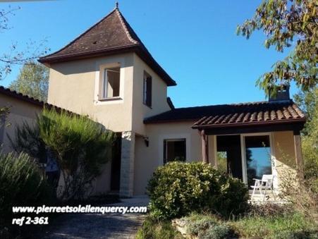 vente maison CAZALS 126m2 270000€