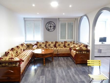 Vends appartement ST CLAUDE 110 m² 99 000  €