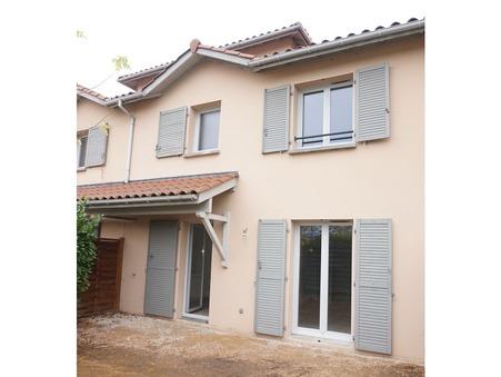 vente maison Anse 103m2 262000€