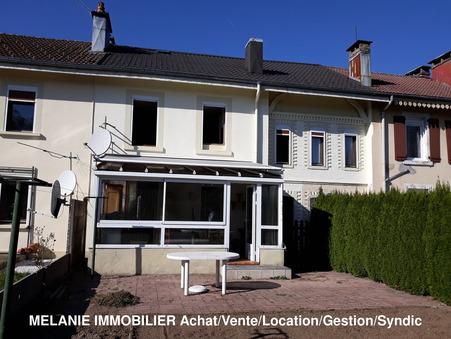vente appartement LE THILLOT 113.72m2 78000€