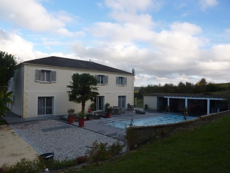 vente maison AGONAC 270m2 418950€