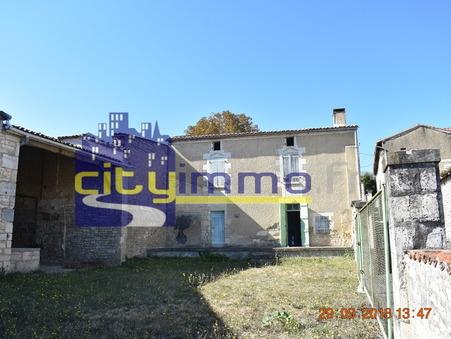 Vente Maison ST AMANT DE BOIXE Réf. 3547  - Slide 1