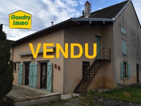 A vendre maison ST MAURICE SUR VINGEANN 153 m²  119 500  €