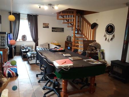 vente appartement VENTRON 106.82m2 122000€