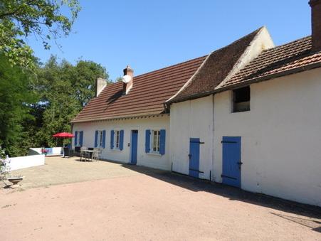 vente maison BOURBON LANCY 0m2 371000€