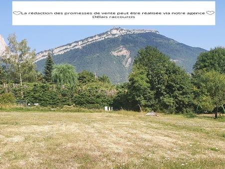 Vente Terrain CLELLES Réf. Dsa1686  - Slide 1