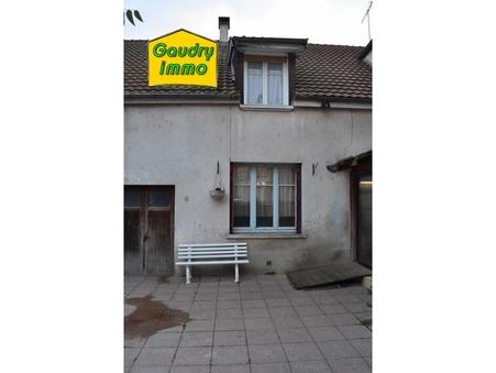 vente maison LUX 135000 €