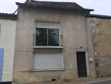 vente maison ST SAUD LACOUSSIERE 70m2 35000€