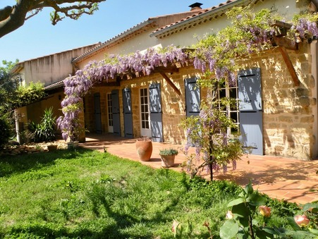 vente maison ROQUEMAURE 300m2 439000€