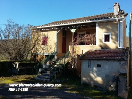 vente maison Saint-Géry 70m2 96000€