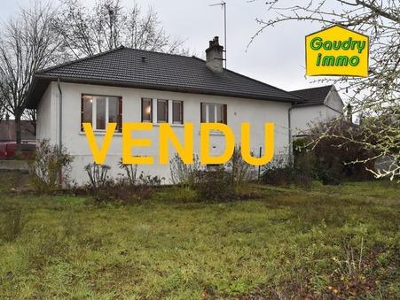 Achat maison IS SUR TILLE 81 m²  158 500  €