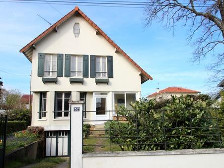 vente maison LE VESINET 100m2 795000€