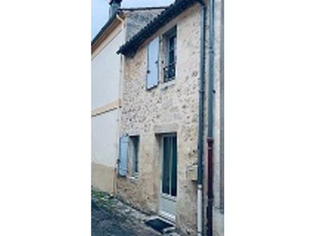 vente maison RIONS 60m2 97000€