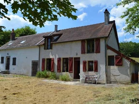vente maison LANTY 65m2 75000€