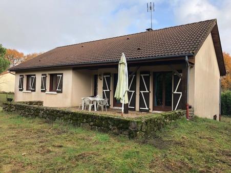 vente maison Saint-Gence 96m2 159000€