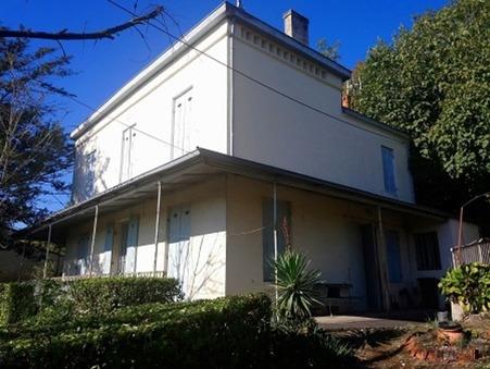 Vente maison LANGOIRAN 150 m²  135 000  €