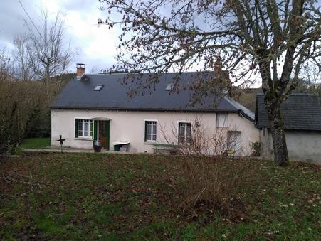 vente maison CUSSY EN MORVAN 70m2 80000€