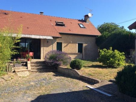 vente maison CHALMOUX 169000 €