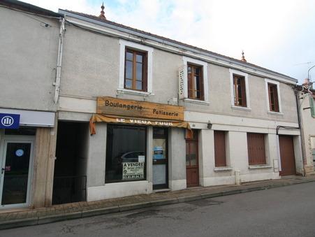 vente maison BOURBON LANCY 0m2 91500€