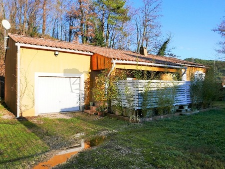 Vente Maison BESSEGES Réf. 301372693-190106 - Slide 1