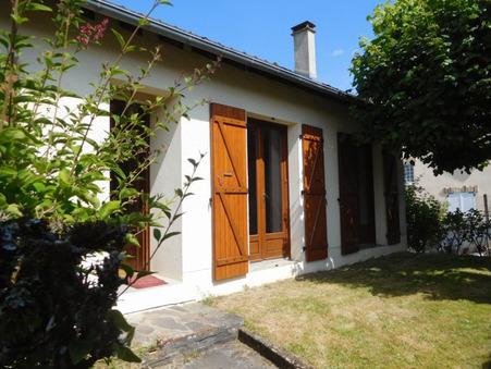 Vente Maison St yrieix la perche Réf. 9997 - Slide 1